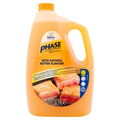 Phase Professional Langdurige Natuurlijke Botersmaak 3,7 L (3.7L)