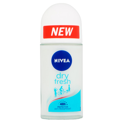 Nivea Dry fresh roll (50ml)
