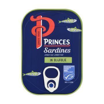 Princes Sardines in Olijfolie 110 g Blik (110g)