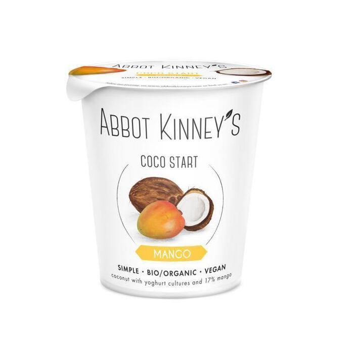 Kokosstart mango (40cl)