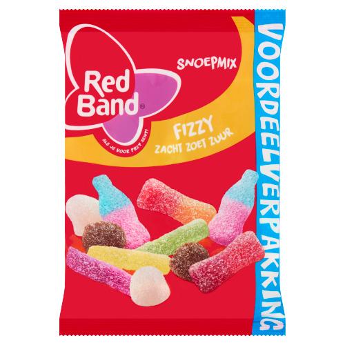 Redband Snoepmix fizzy VDV (190g)