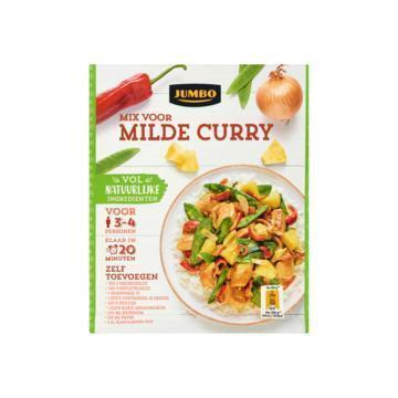 Jumbo Mix voor Milde Curry 47 g (47g)