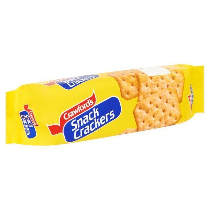 Snack Crackers (zak, 150g)