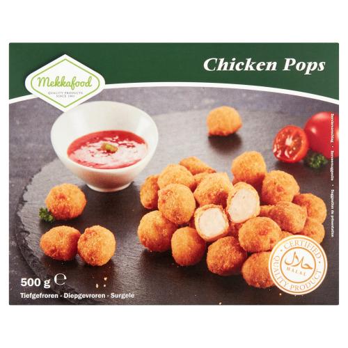 Mekkafood Chicken Pops 500 g (500g)