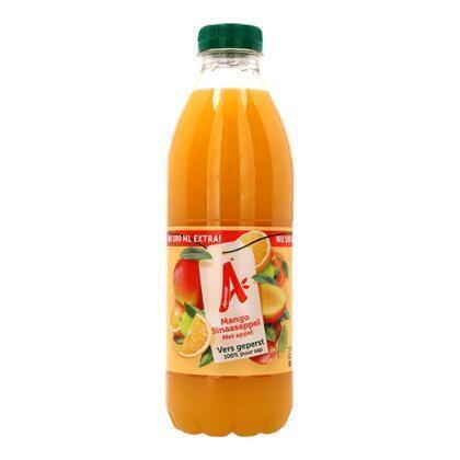 Appelsientje Vers geperst mango-sinaasappel (1ml)