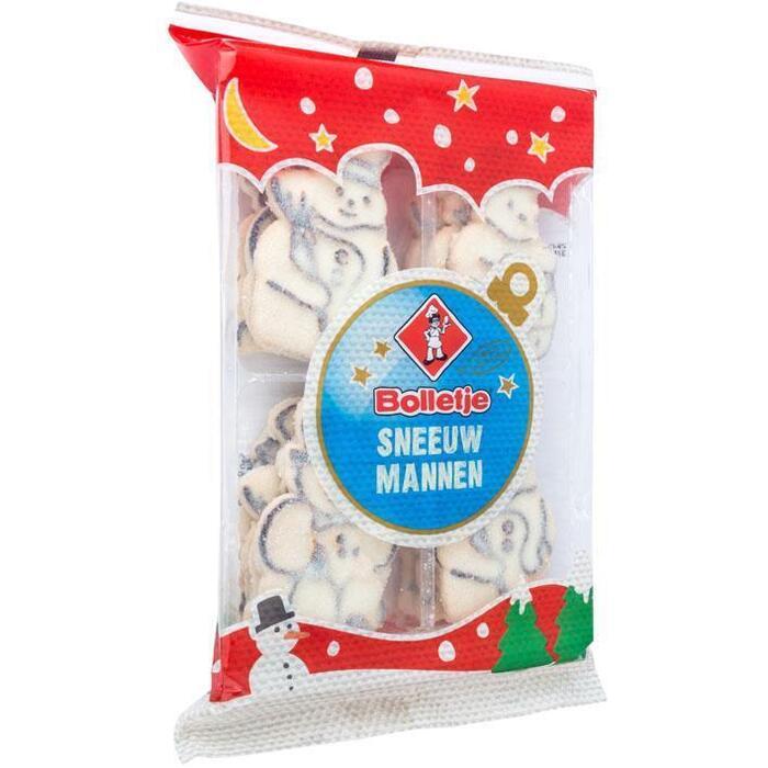 Bolletje Sneeuwmannen (200g)