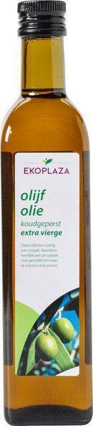Olijfolie Extra Vierge (glas, 0.5L)