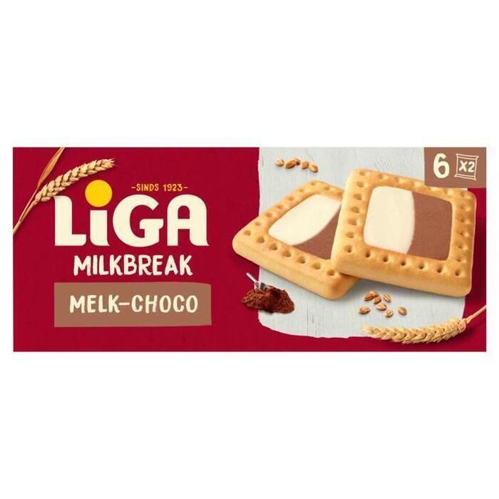Milkbreak chocolade (245g)