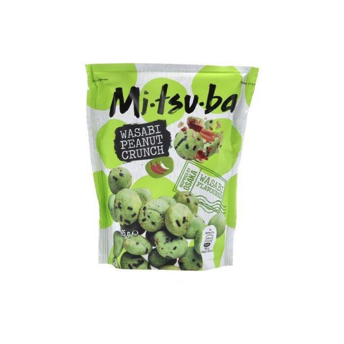 Mitsuba Wasabi peanut crunch (125g)