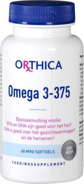 Omega 3 - 375 60st.