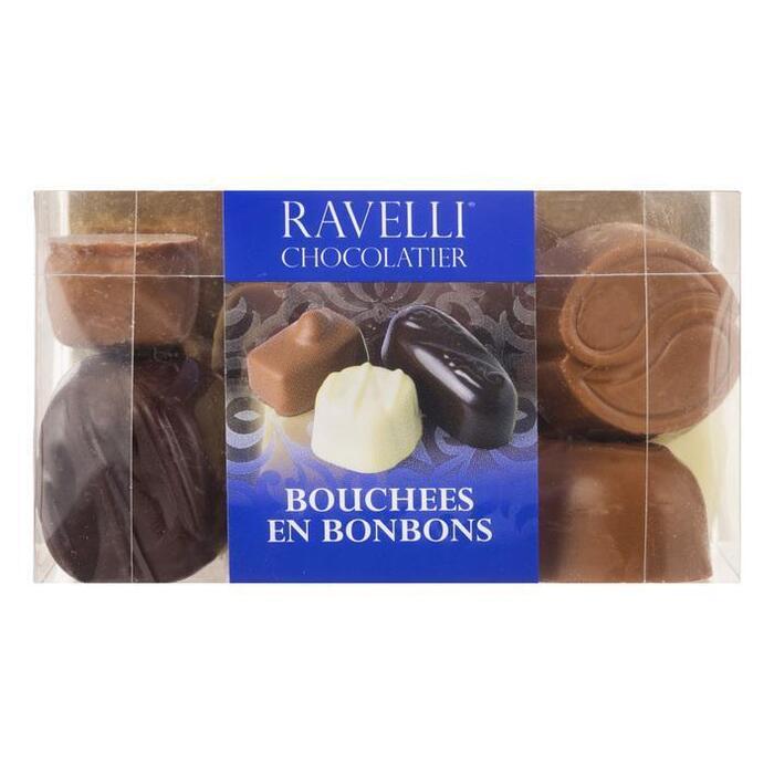Ravelli Bouchees en bonbons (10 × 220g)