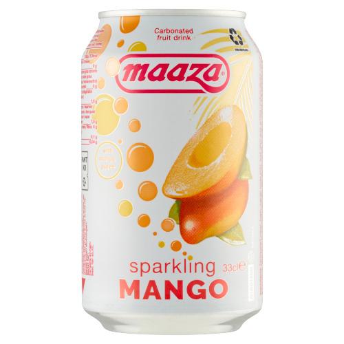 Bubbly Mango (blik, 33cl)