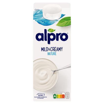 Mild & Creamy Naturel (pak, 750g)