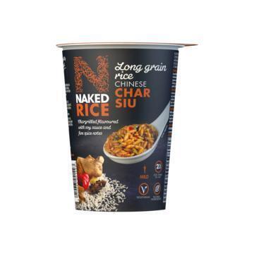 Naked Rice Long Grain Rice Chinese Char Siu 78 g (78g)