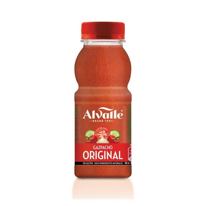 Alvalle Gazpacho Koude Soep Original 250ml - Pet (250ml)