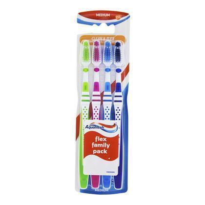 TB Flex medium 4-pack (blister)