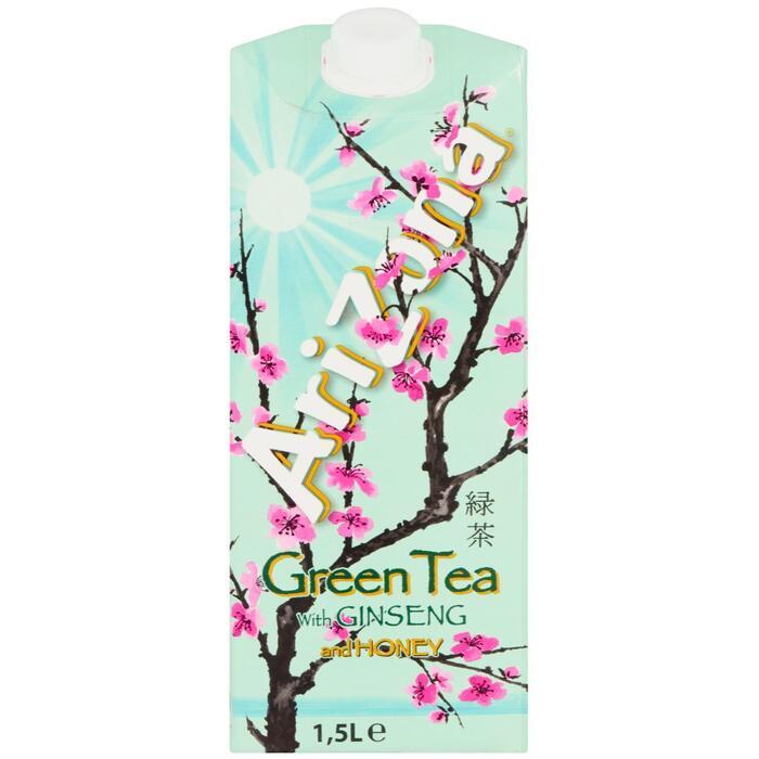 Arizona Original Green Tea with Honey (kartonnenpak, 110g)