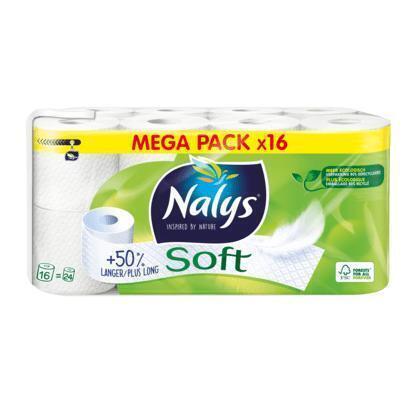 Soft Maxi-rol toiletpapier 16=24 rol