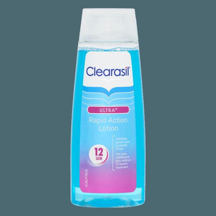 Clearasil Ultra Rapid Action Lotion 200ml (pomp, 200ml)