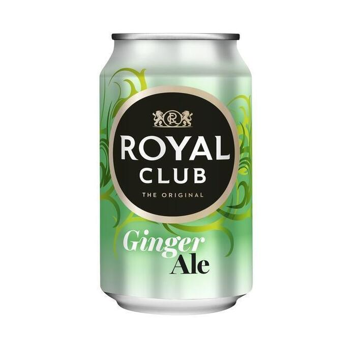 Royal Club Ginger ale (33cl)