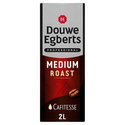 Douwe Egberts Cafitesse Koffie Medium Roas (pak, 2L)