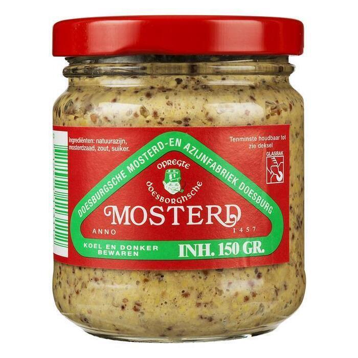 Doesburgsche Mosterd grof (150g)