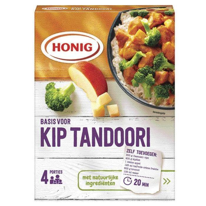 Honig Mix voor kip tandoori (48g)