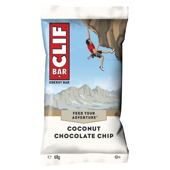 Clif Bar Coconut-chocolate chip (68g)