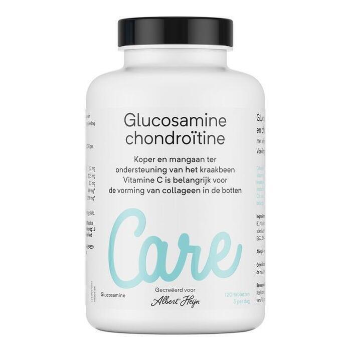 Care Glucosamine chondroitine tabletten