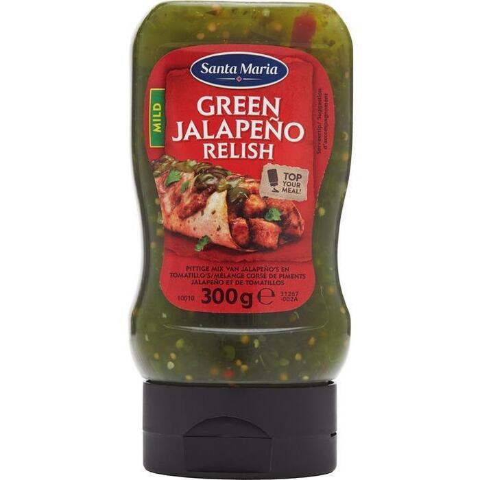 Green Jalapeǹo (300g)