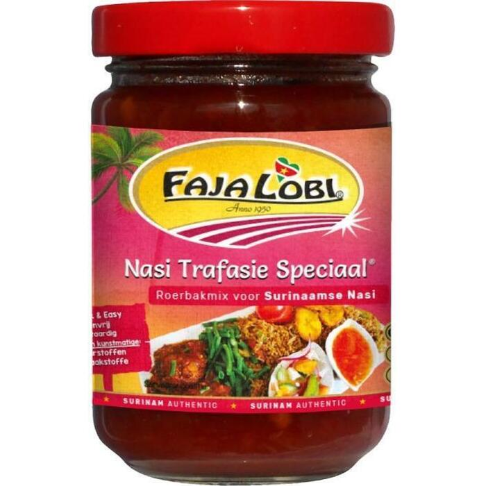Faja Lobi Nasi trafasie speciaal (140ml)