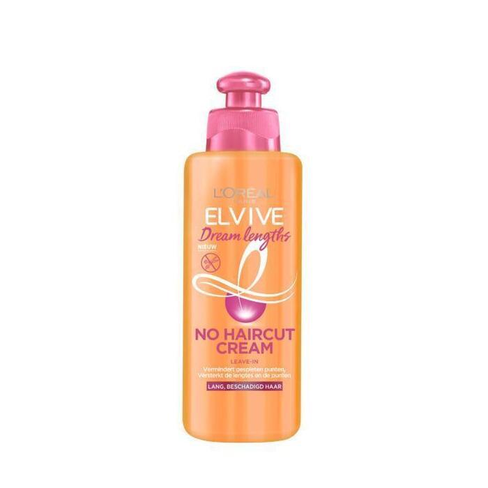 Elvive No haircut cream dream lengths (200ml)