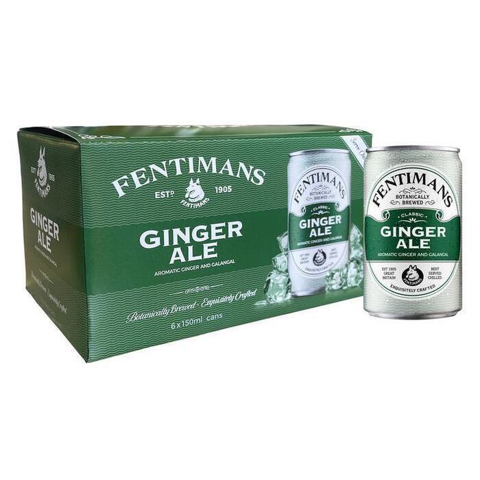 Fentimans Ginger ale (0.9L)