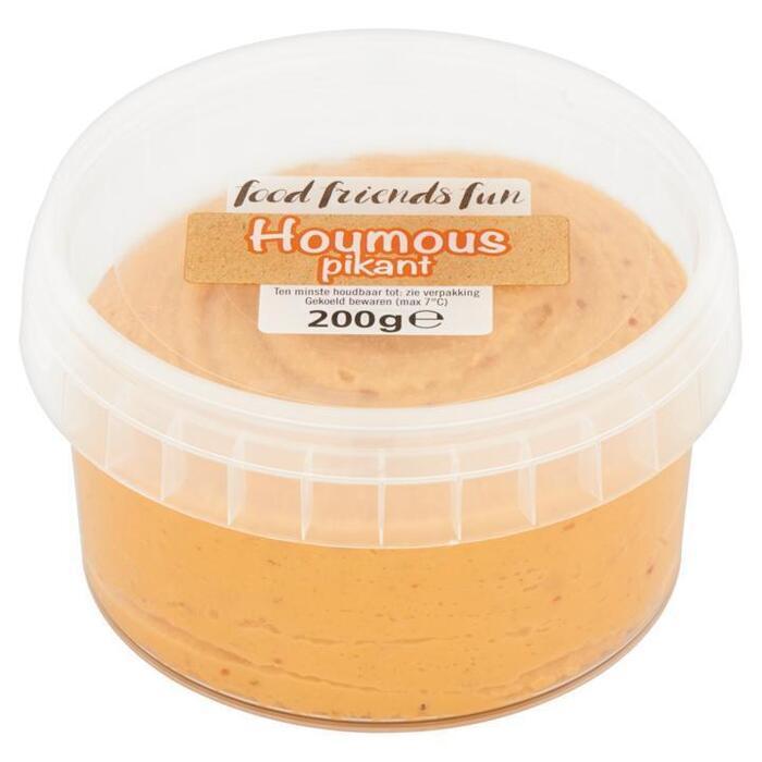 Food Friends Fun Houmous Pikant 200g (200g)