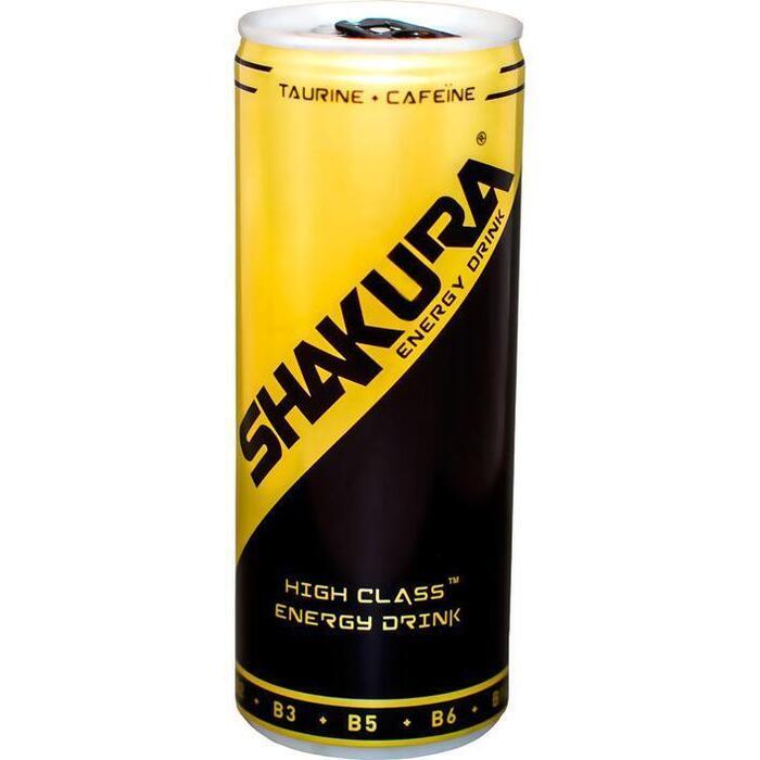 Energy Drink (blik, 250ml)