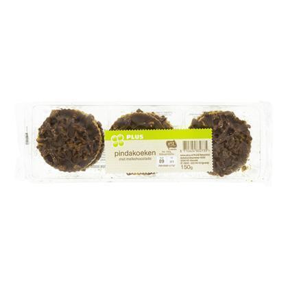 Choco pindakoeken (150g)