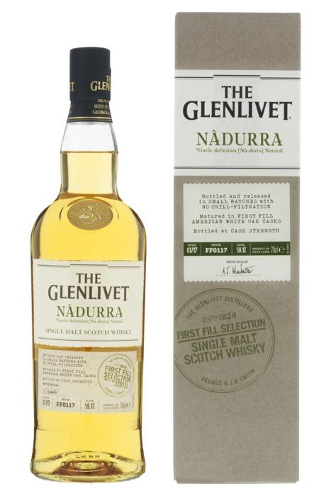 The Glenlivet Nadurra First Fill - 0,70 L (0.7L)