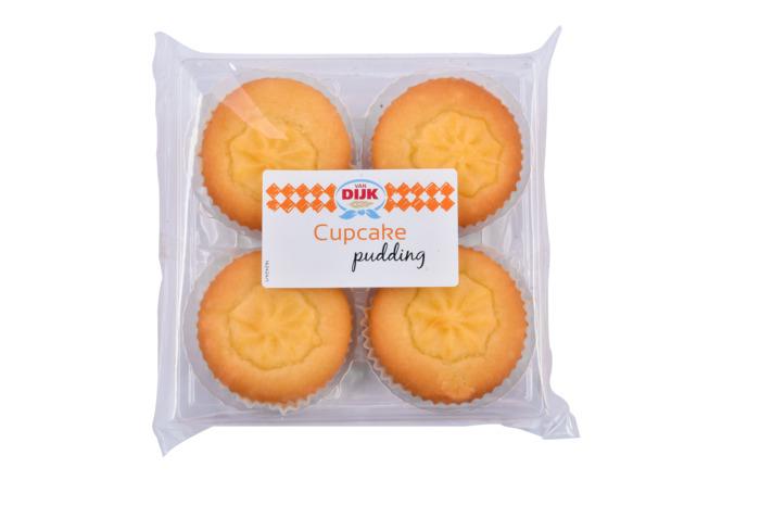 Van Dijk Cupcake Pudding 320g (320g)