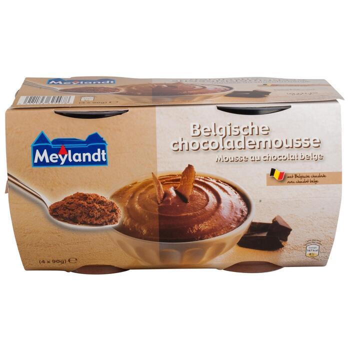 Belgische chocolademousse (bak, 360g)