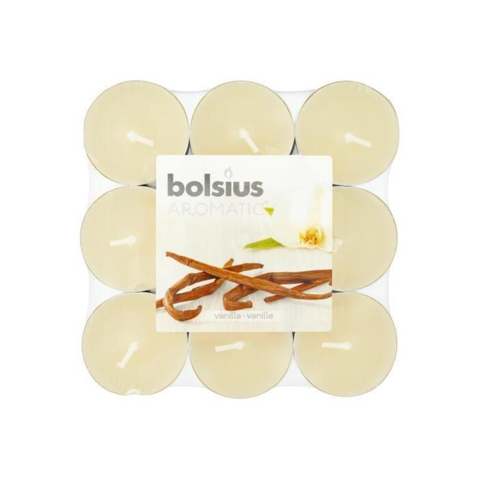Bolsius Geurtheelichten vanille