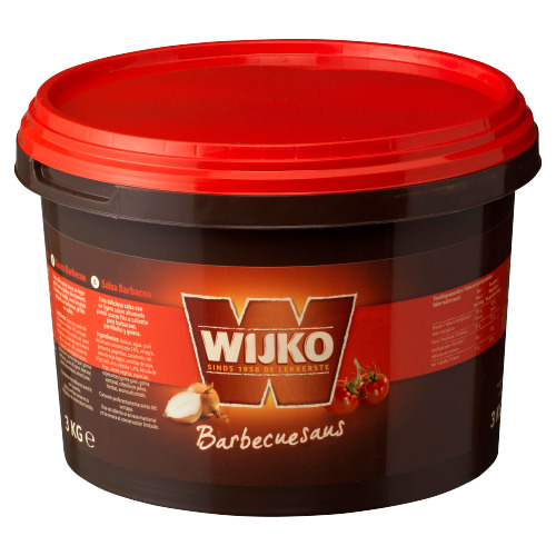 Wijko Barbecuesaus (3kg)
