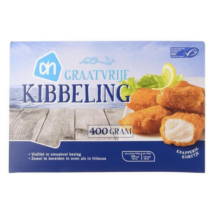 Kibbeling (doos, 400g)