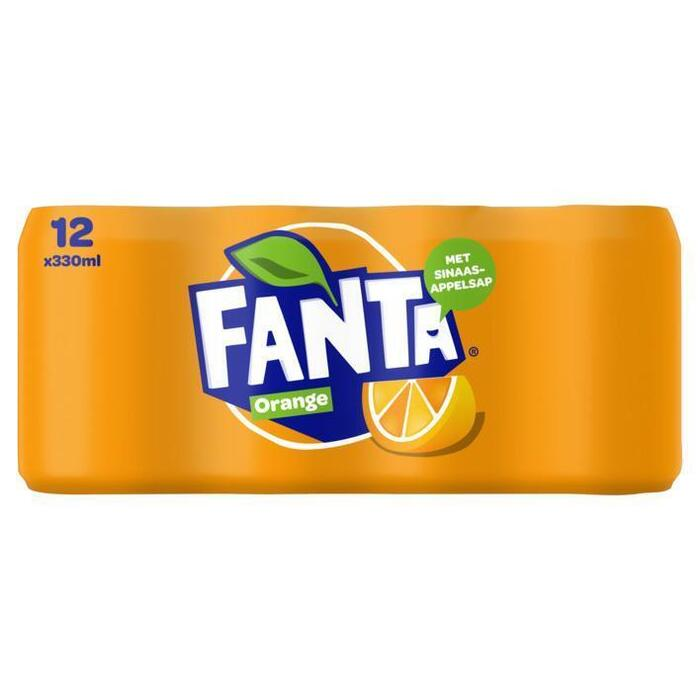 Fanta Orange (rol, 3.96L)