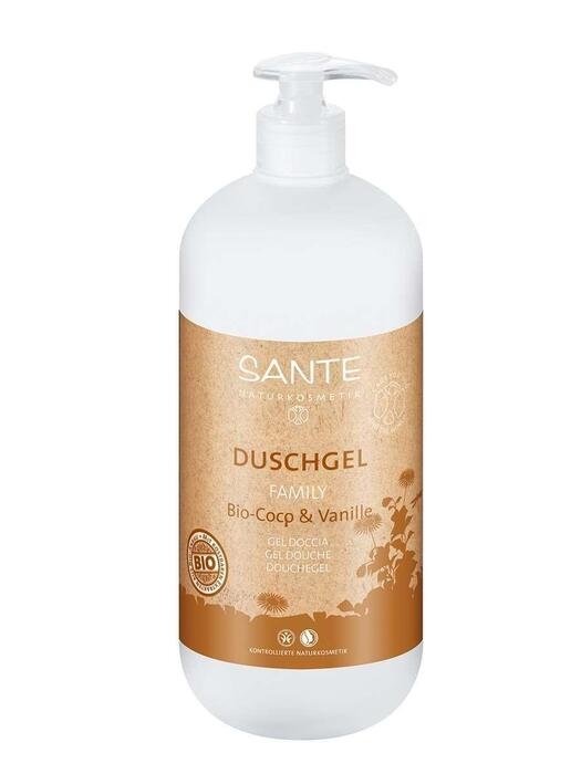 Family Douchegel Bio-Kokos-Vanille SANTE 950ml (0.95L)