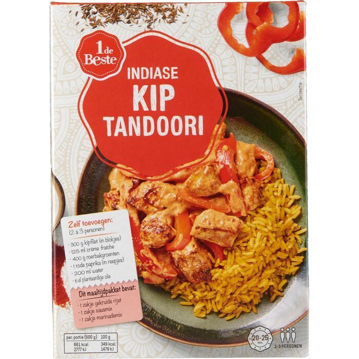 Indiase kip tandoori (292g)