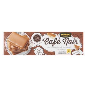 Jumbo Café Noir Knapperige Biscuit met Koffieglacé 200g (200g)