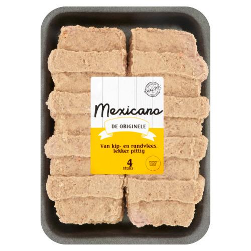 144157 Mexicano kip/rund 4x135g (4 × 540g)