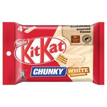 Kitkat Chunky white (40g)