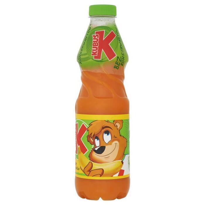 Kubus Banaan wortel appelsap (0.9L)