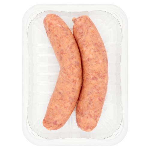 DEEN Varkensvlees Saucijzen Fijn 2 Stuks 200 g (200g)